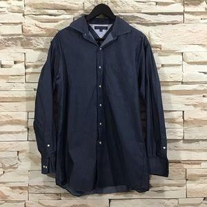 Tommy Hilfiger Shirt Sz 32-33 (Y18)